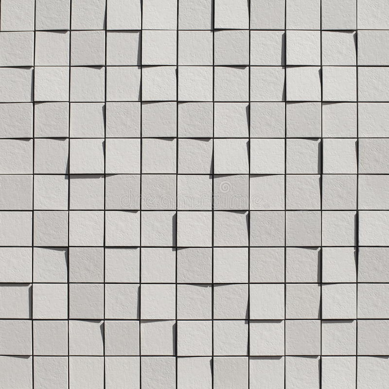 White concrete tile wall stock image. Image of beautiful - 47343929
