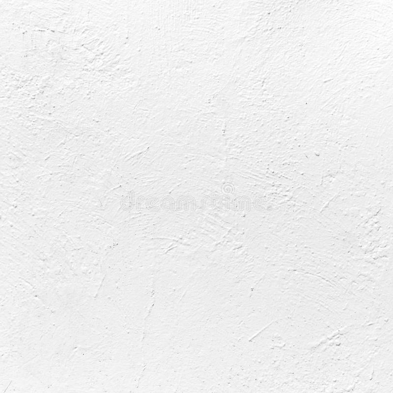 White Concrete Wall : White concrete wall with plaster background texture stock