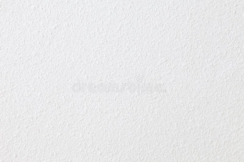 White concrete wall with rustic natural texture for abstract background texture and design purpose stock image