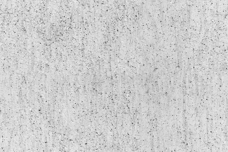 White concrete wall, seamless background texture stock photography