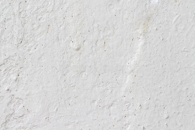 White concrete wall texture. Architecture backgrounds block built cement cinder color construction design dirty element exterior floor gray grooved horizontal stock photography