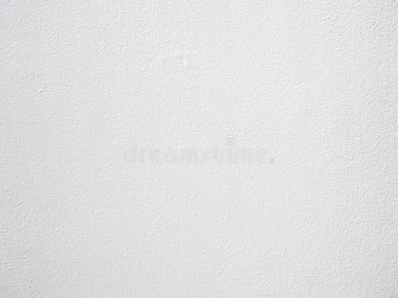 White Concrete Wall Texture. White Background of Concrete Wall Texture royalty free stock image