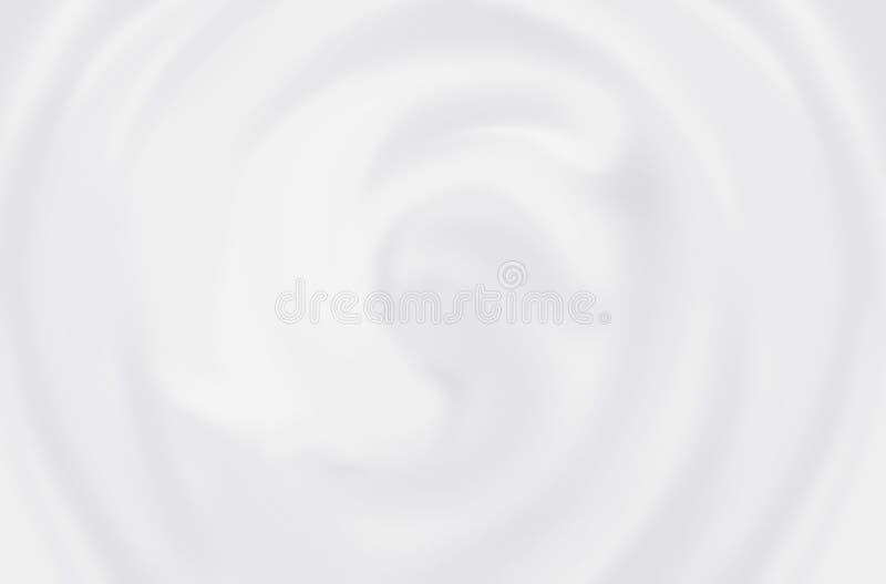White Cosmetic cream royalty free stock photo