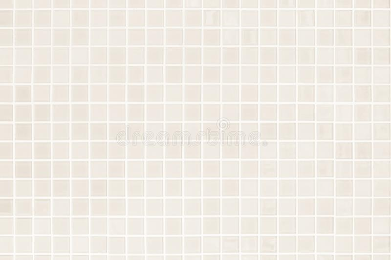 White and cream the tile wall high resolution real photo or brick seamless and texture interior background. stock images