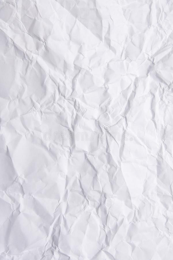 White creased paper background texture. place for text. White creased paper background texture, torn, grunge, blank, parchment, card, cardboard, surface royalty free stock photography