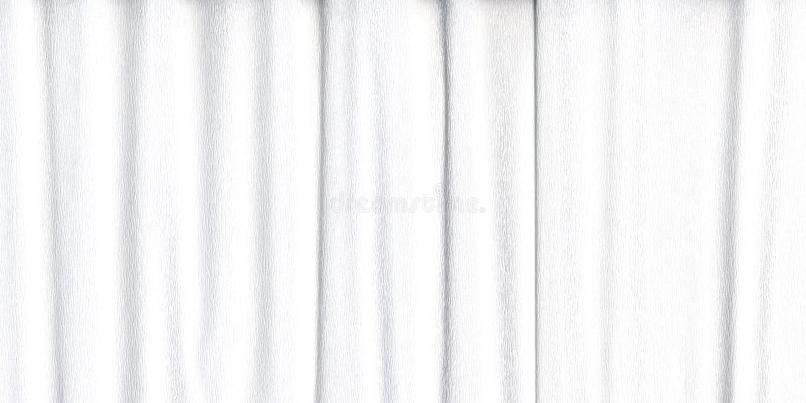White crepe paper stock images