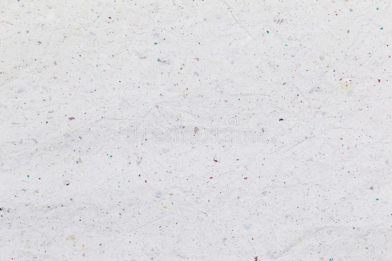 White crumpled recycled paper texture background for business communication and education design royalty free stock images