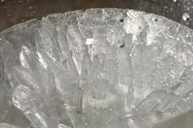 Download White crystals stock photo. Image of closeup, background - 35296236