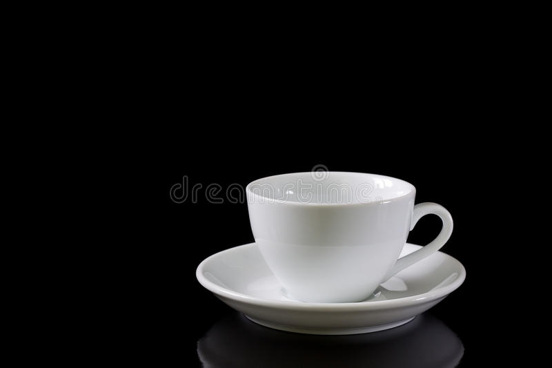 Download White cup stock image. Image of chocolate, closeup, black - 13538589