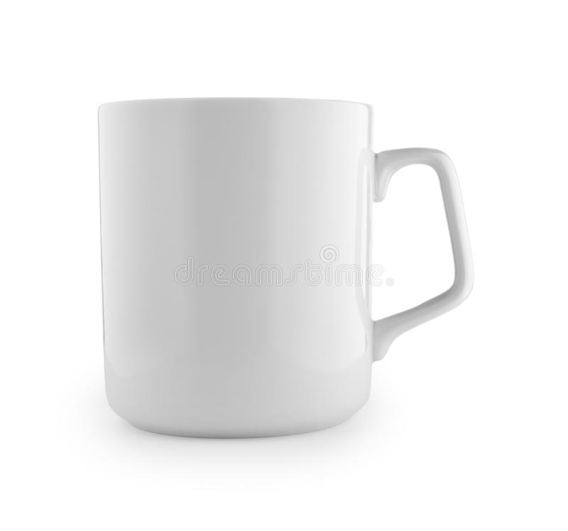 Free White Cup Or Mug Royalty Free Stock Images - 13639619