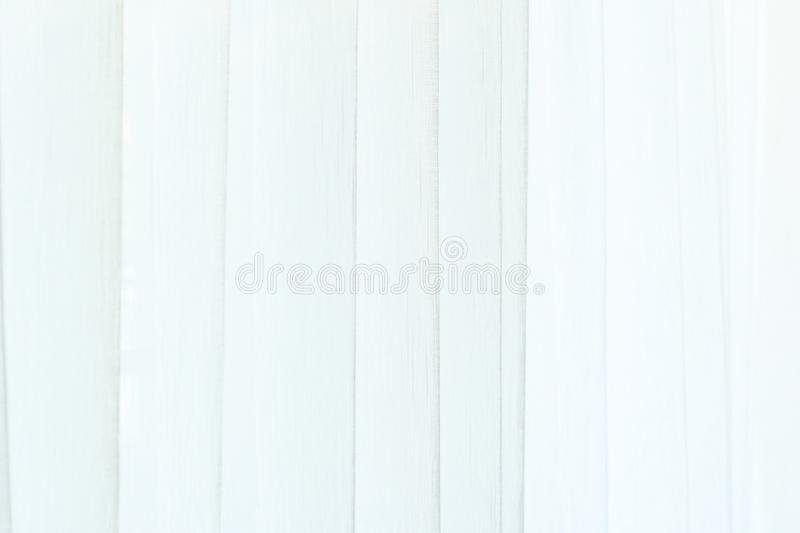 Curtain. White curtain with sun light in room stock photography