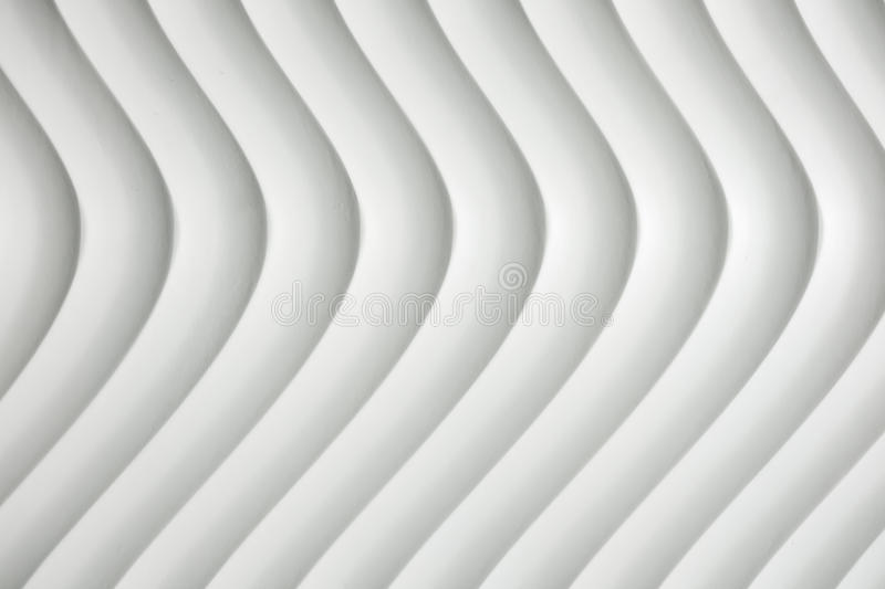 White curve texture with shade and shadow. Photo of White curve texture with shade and shadow stock photo