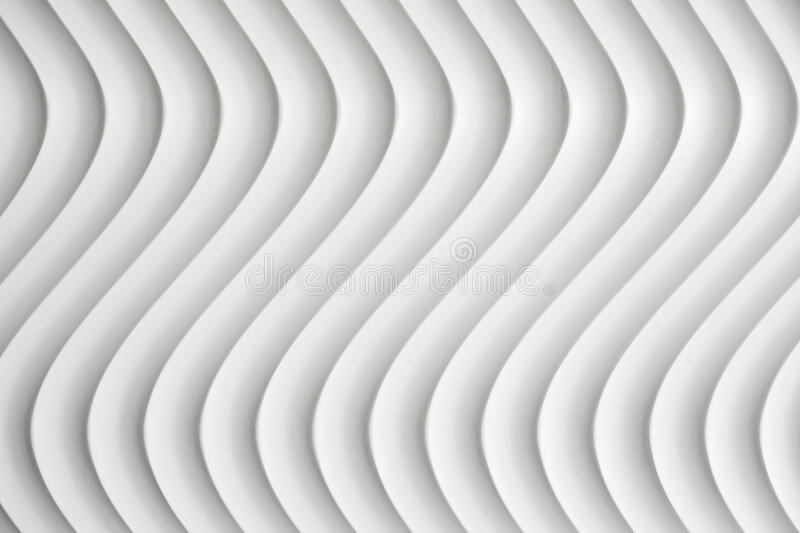 White curve texture with shade and shadow. Photo of White curve texture with shade and shadow royalty free stock images