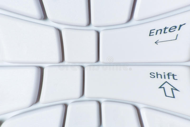 Download White Distorted Laptop Keyboard Close-up Stock Image - Image: 23628823