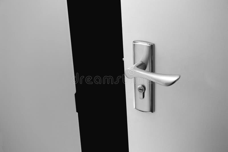 Download White door stock image. Image of success, outdoor, open - 25241351