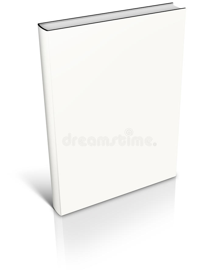 Download White empty book template stock image. Image of page - 22289631