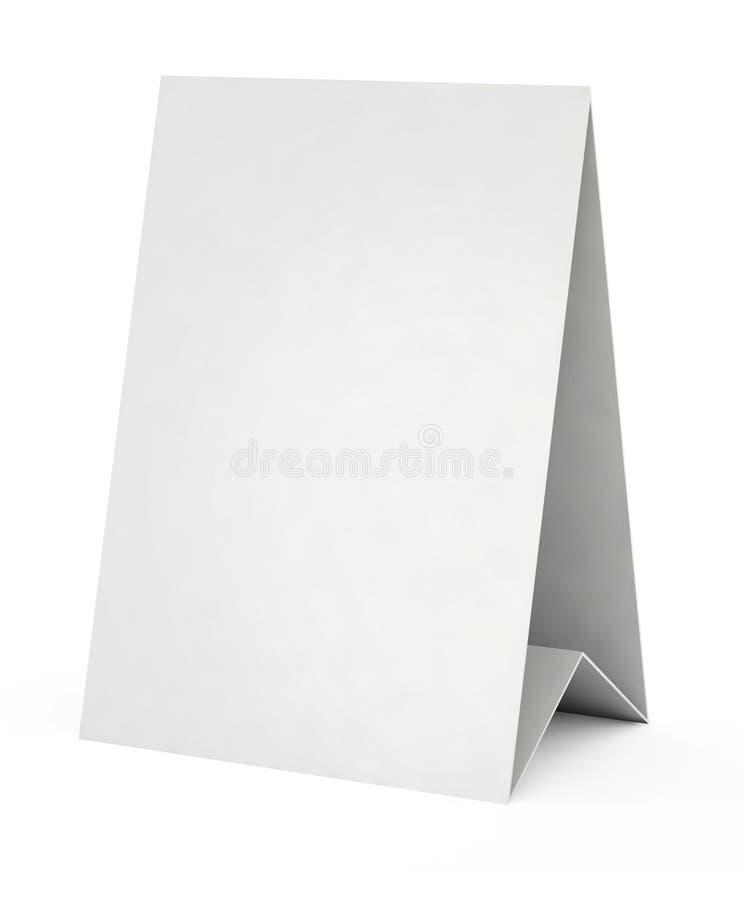 white för blank datalista 3d vektor illustrationer