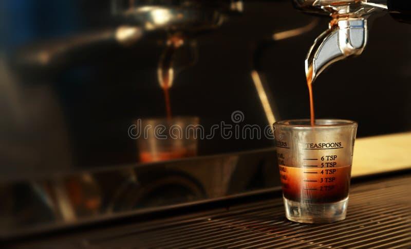 white för espresso för kaffekopp fotografering för bildbyråer