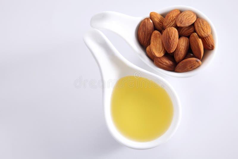 white för illustration för mandelbakgrundsdroppe stylized olja royaltyfri foto