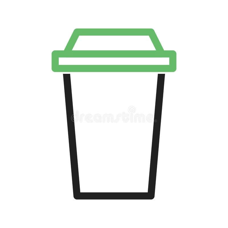 Download White för kaffekopp vektor illustrationer. Illustration av design - 78730253