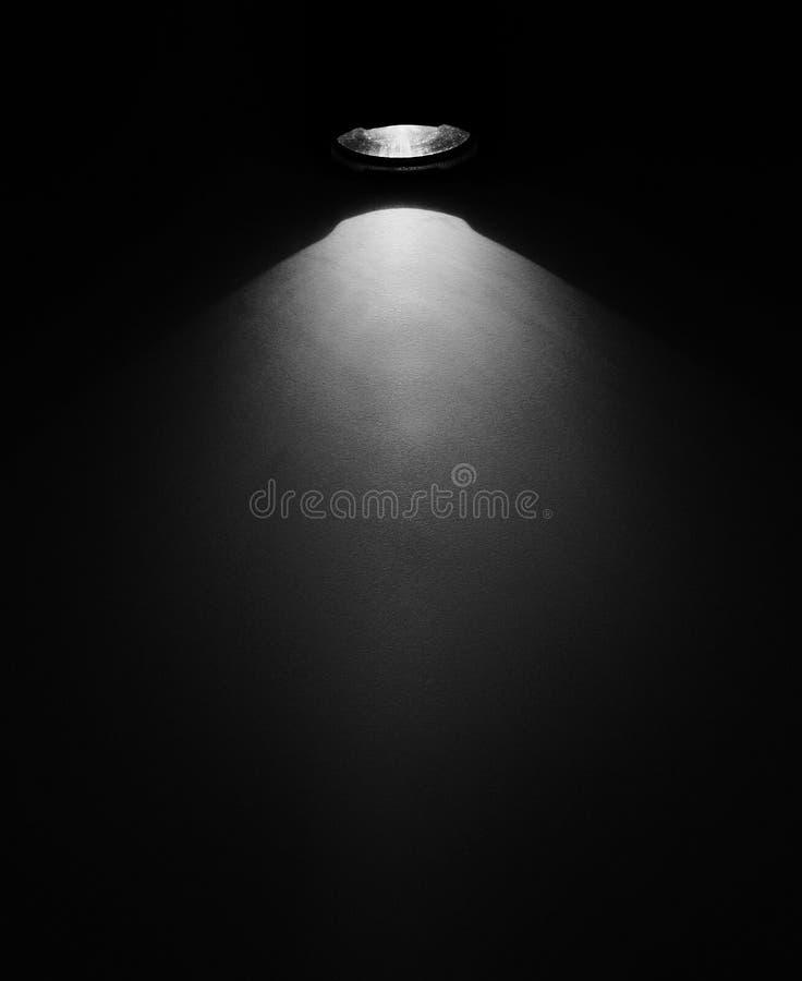 white för ljus projektor för stråle fotografering för bildbyråer