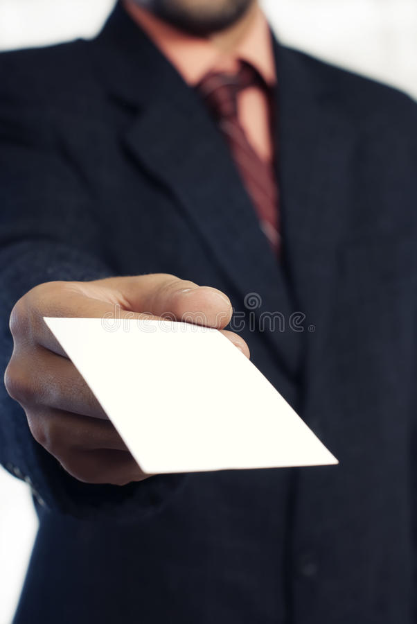 white för man för affärskort royaltyfria foton