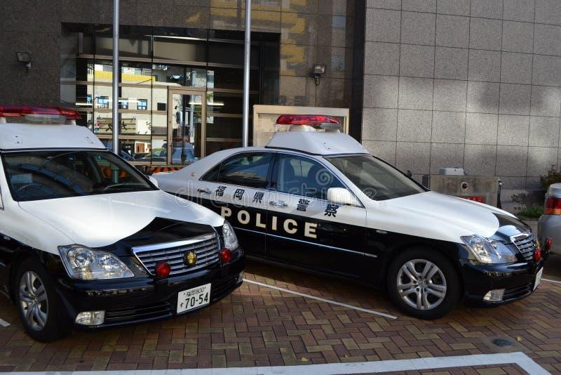white för stil för polis för bilcartoonish bild isolerad royaltyfria bilder
