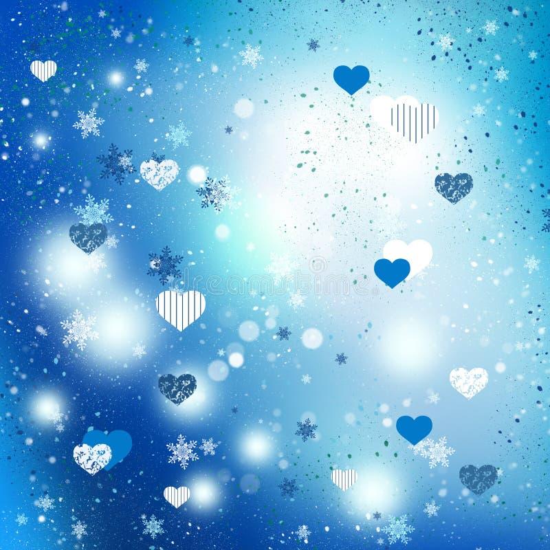 white för valentin för roman s för förälskelse för daghjärtor illustration isolerad vektor illustrationer