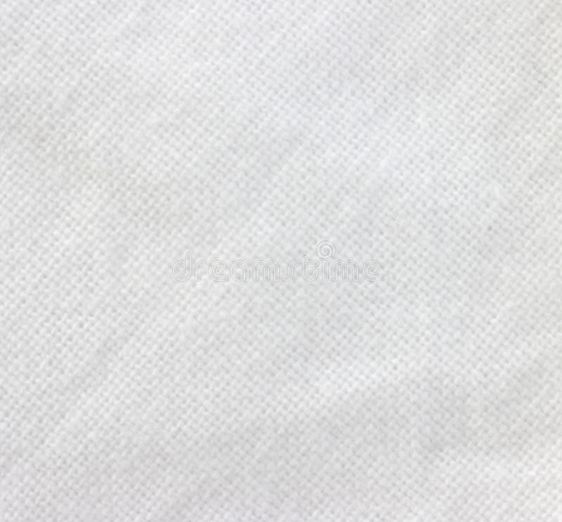 Free White Fabric Cloth Texture Stock Photography - 14024372