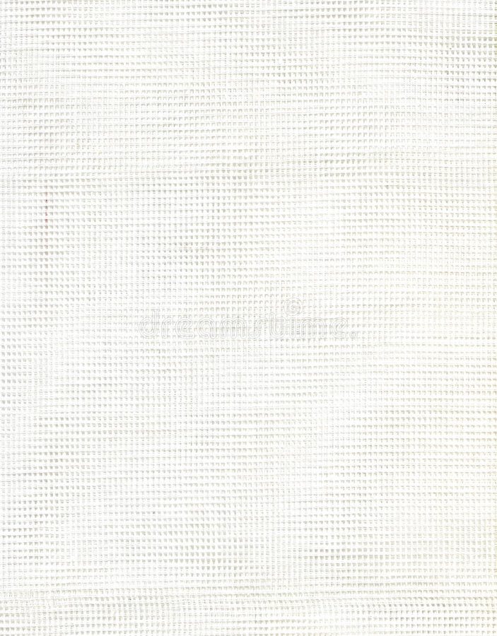 White fabric textile texture to background royalty free stock image