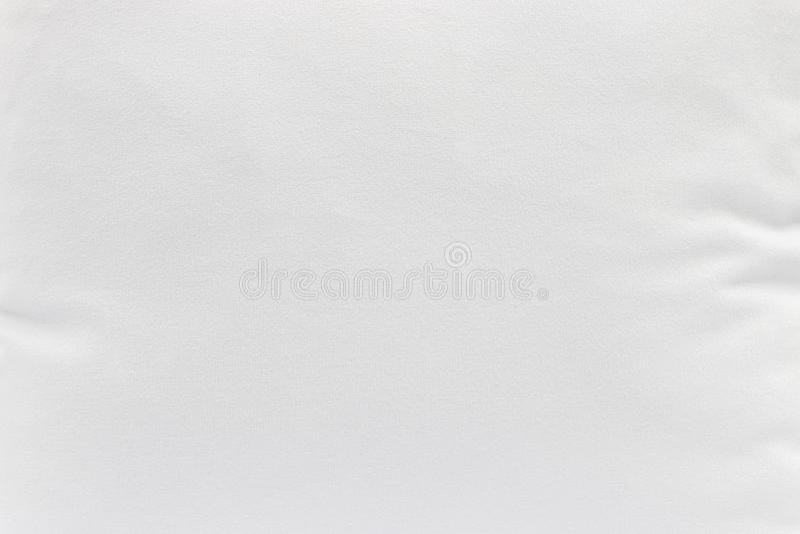 White fabric texture background royalty free stock photo