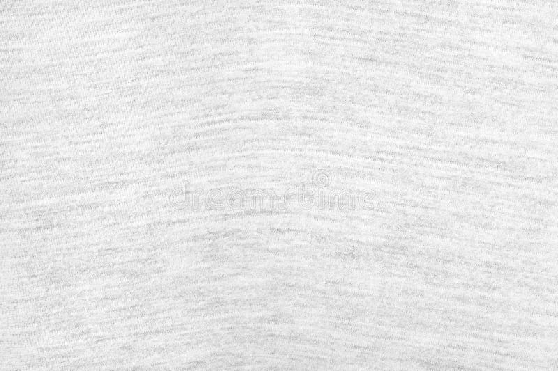 White fabric texture background. Detail of textile material stock image