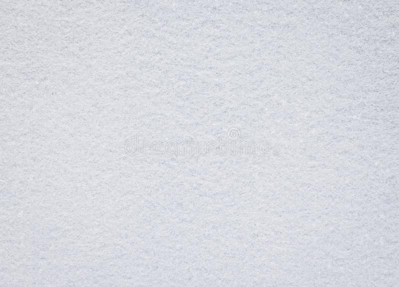 White felt texture. Blank fabric background. Detail of carpet material royalty free stock images