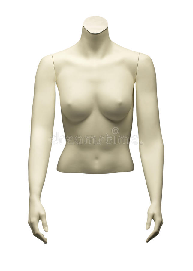 Free White Female Mannequin Royalty Free Stock Images - 15642369