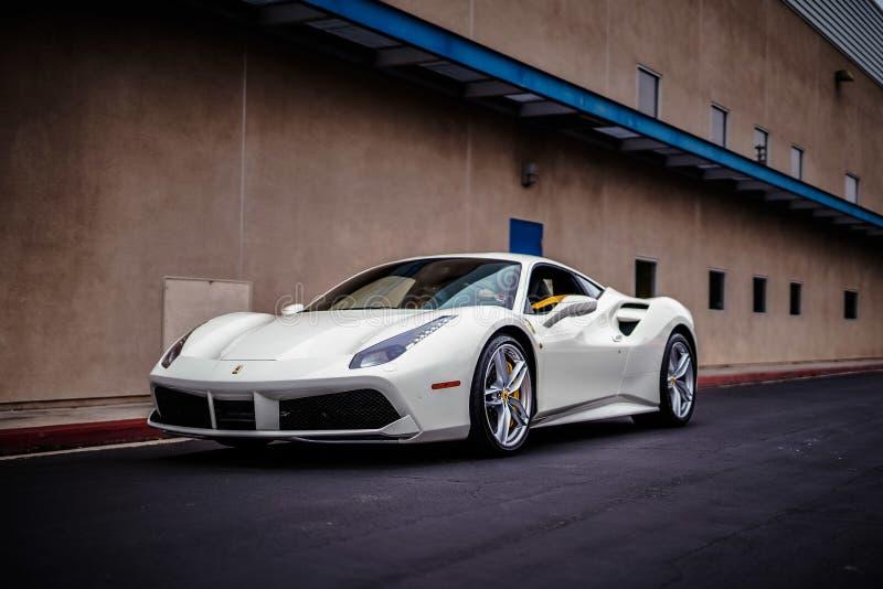 1 701 White Ferrari Photos Free Royalty Free Stock Photos From Dreamstime