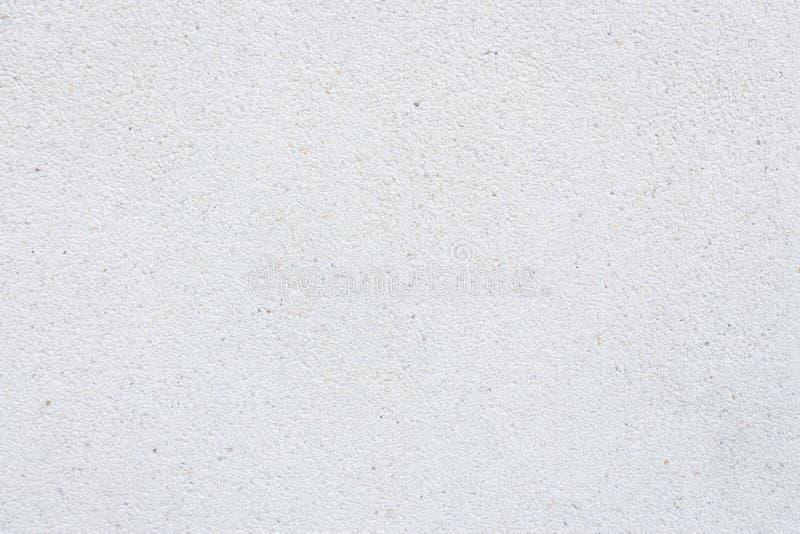 White fine gravel background stock image