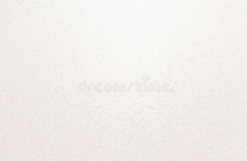 White fine sanded texture. Empty wall. Delicate subtle background. Light blurred pattern. royalty free stock photography