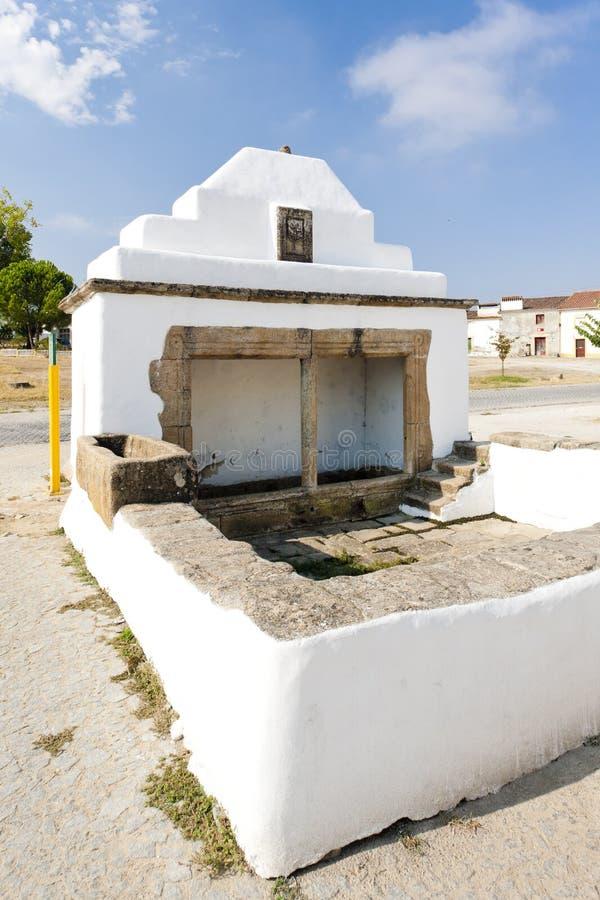 Free White Fountain &x28;Fonte Branca&x29;, Flor Da Rosa, Alentejo, Portugal Stock Photography - 174178892