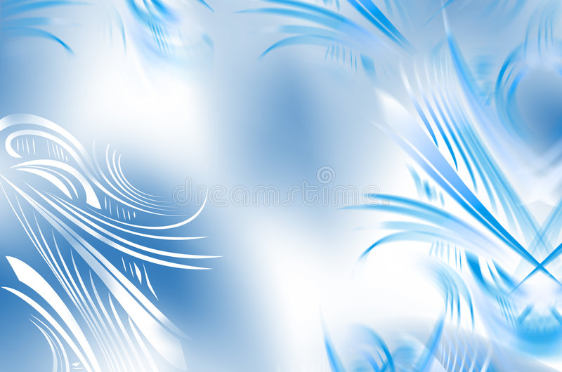 Download White Frost On The Window stock illustration. Illustration of generated - 150503