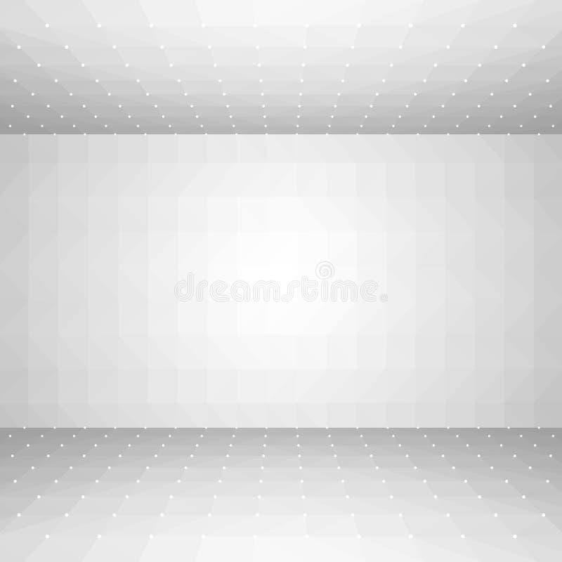 Download White Geometric Design. Stock Photos - Image: 29693763