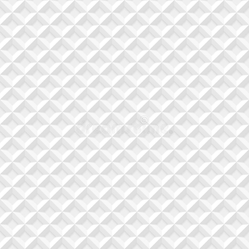 White geometric texture. White seamless geometric texture illustration vector illustration