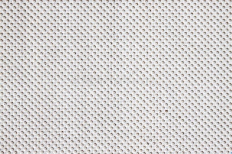 White geometrical texture of circles