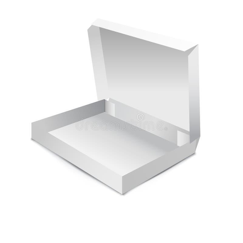Free White Gift Carton Box Royalty Free Stock Image - 50142096