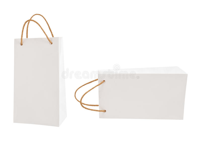 Download White gift packages stock image. Image of empty, advertisement - 14387177