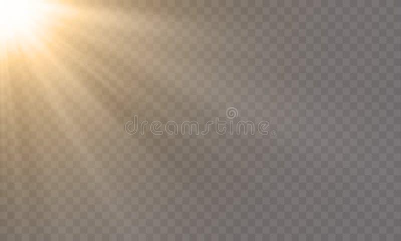 Clip Art Transparent Background Modern Sun Ray