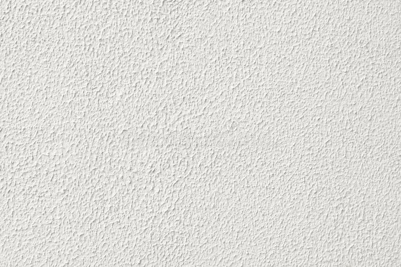 White grainy plaster wall texture. royalty free stock photo