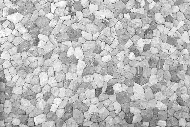 White granite stone wall stock photography
