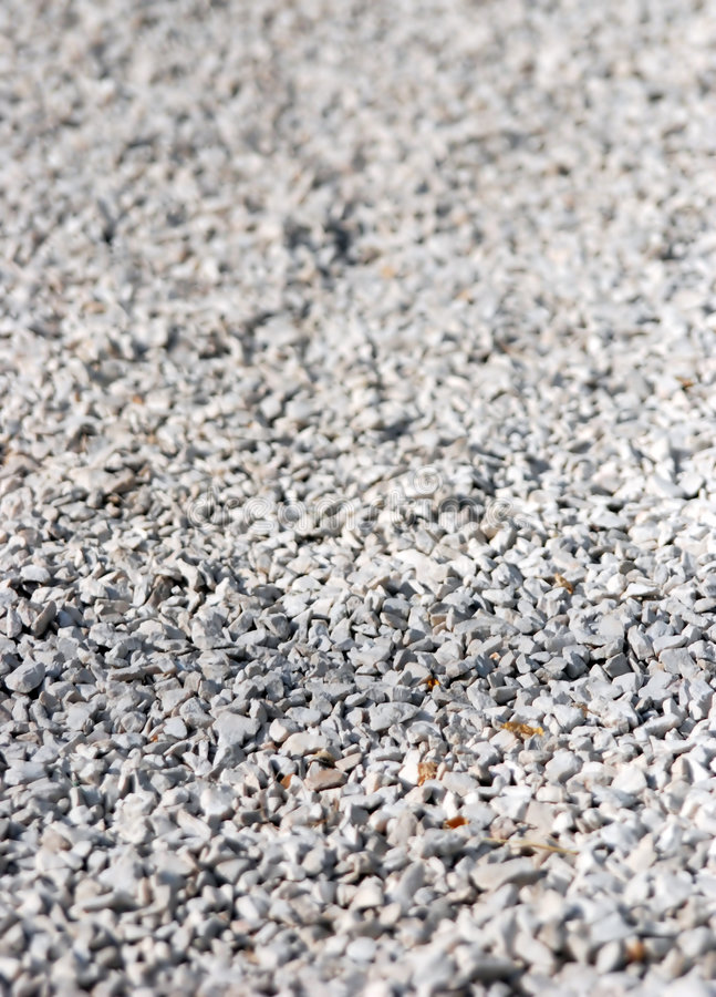 Download White Gravel Background Royalty Free Stock Photo - Image: 3505215