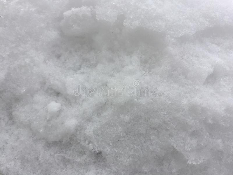 White and gray background, winter snow texture stock images