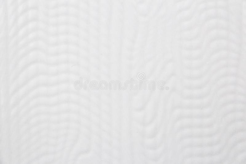 White and gray grooved texture. White rough surface. Gray uneven background royalty free stock photo